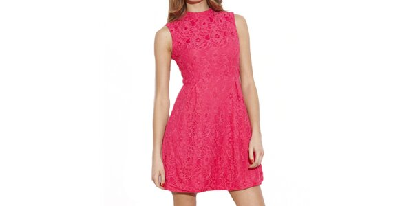Dámske ružové šaty Angel Eye
