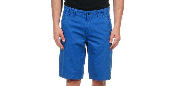 Pánske modré bermudy Calvin Klein