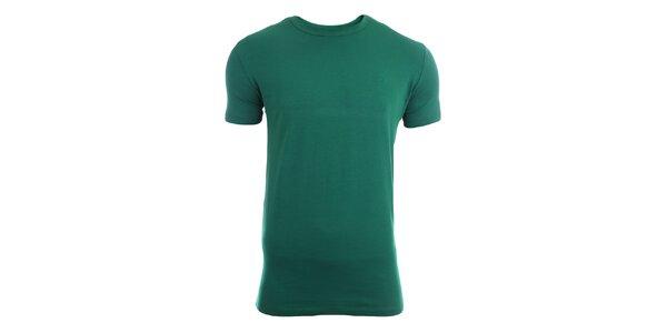 Pánske zelené tričko s krátkym rukávom Pietro Filipi