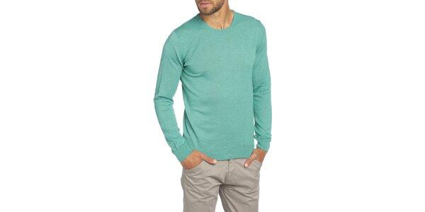 Pánsky svetlo modrý sveter LIU•JO