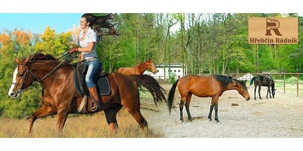 3-denný pobyt na farme pre dvoch s polpenziou a jazdou na koňoch