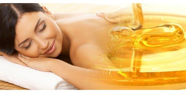 35% zľava na Permanentku alebo medová masáž chrbta