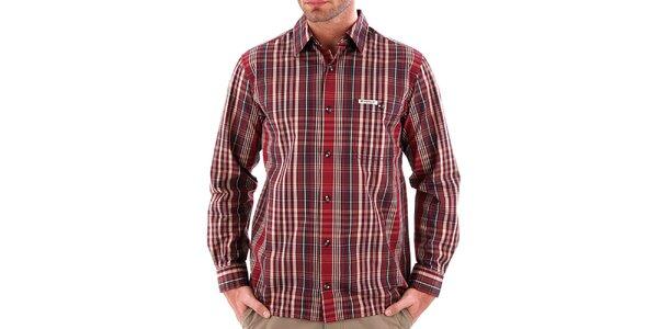 Pánska pruhovaná košeľa Bushman