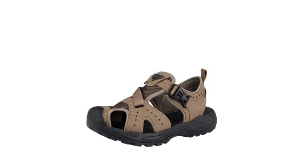 Dámske sandále s plnou špičkou Bushman