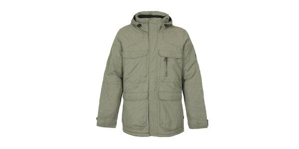 Pánska funkčná bunda s kapucňou Bergson