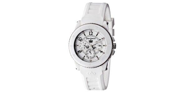Dámske biele hodinky Juicy Couture