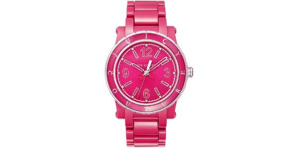 Dámske ružové hodinky Juicy Couture