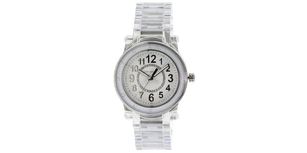 Dámske svetlé hodinky Juicy Couture