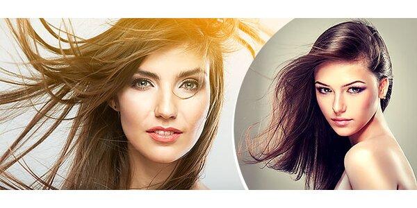 Nový strih alebo farbenie vlasov
