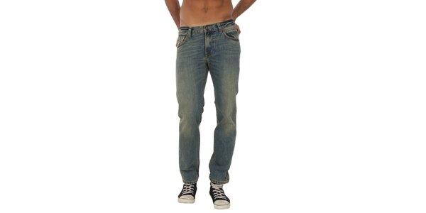 Pánske šedomodré džínsy Tommy Hilfiger