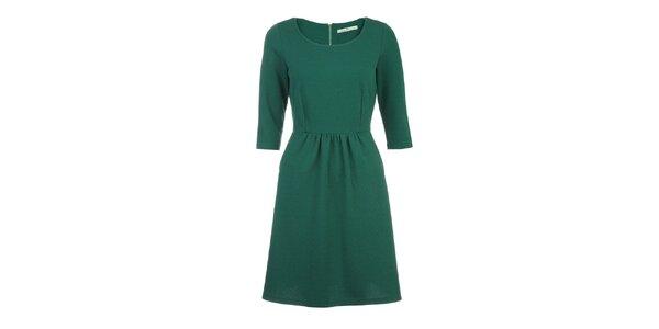 Dámske sýto zelené šaty Uttam Boutique