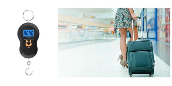 Váha na batožinu – doručenie zdarma