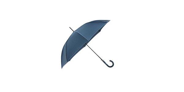 Dámsky dáždnik Ferré Milano v tmavo modrej farbe