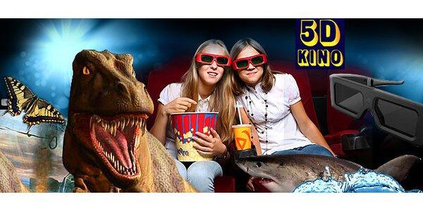 Nové 5D kino - lepšie ako realita