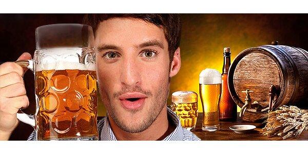 Uvarte si svoje vlastné pivo!