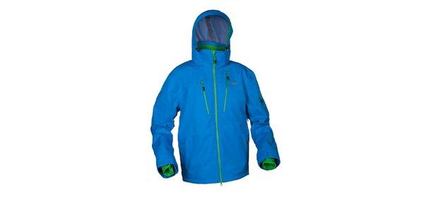 Pánska svetlo modrá zimná bunda Envy