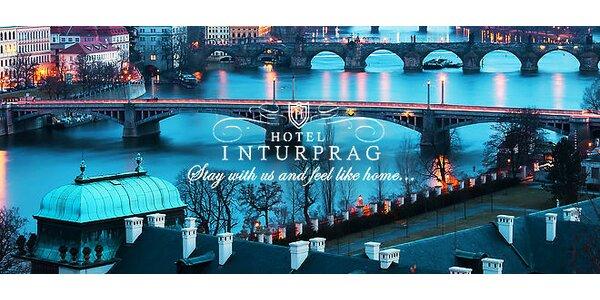 Príjemný pobyt v Hoteli INTURPRAG*** Praha