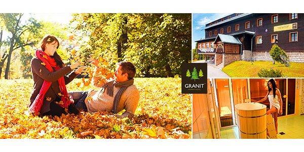 Oddych v objatí prírody v Horskom Hoteli Granit**