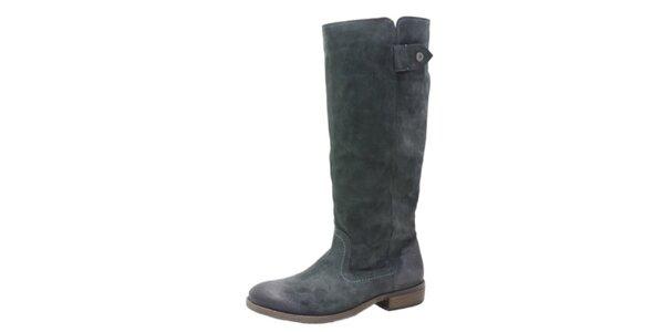 Dámske šedé topánočky Tommy Hilfiger