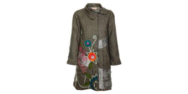 Prešívaný kabát od Savage Culture