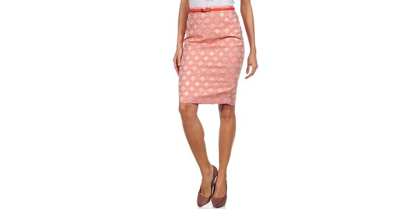 Dámska korálová sukňa do pása Guess by Marciano