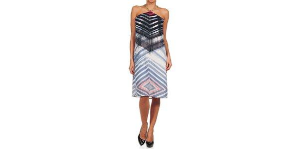 Dámske geometricky vzorované šaty Guess by Marciano