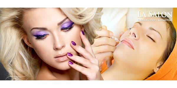 Permanentný make up alebo gél lak ORLY