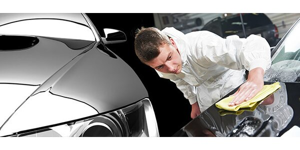 Ručné umytie automobilu