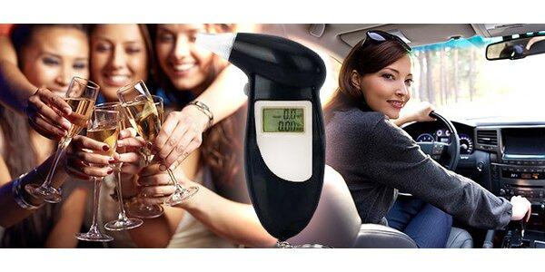 Digitálny alkoholtester