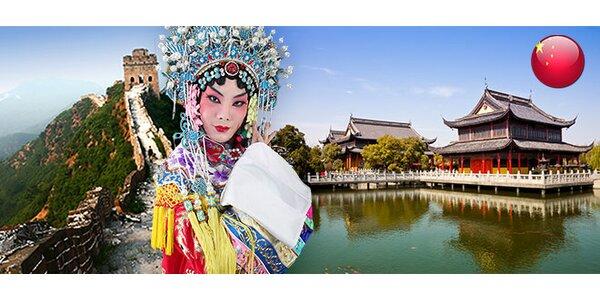 Poznávací okruh po Číne