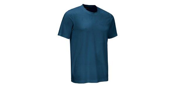 Pánske tmavo modré tričko Maier