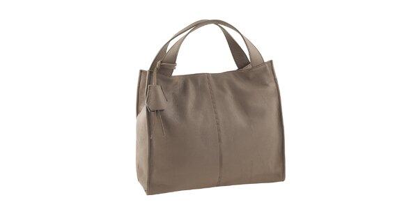 Dámska taška v pieskovom odtieni Valentina Italy