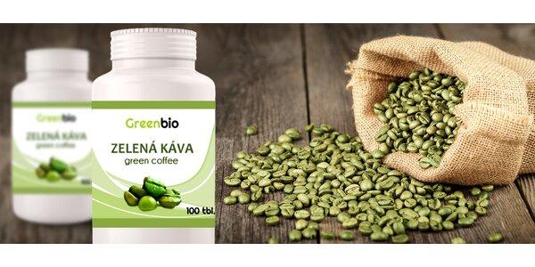 Príjemný celotelový detox so zelenou kávou