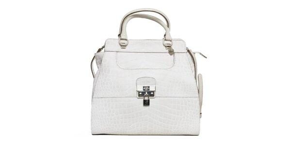 Dámska biela kabelka Guess