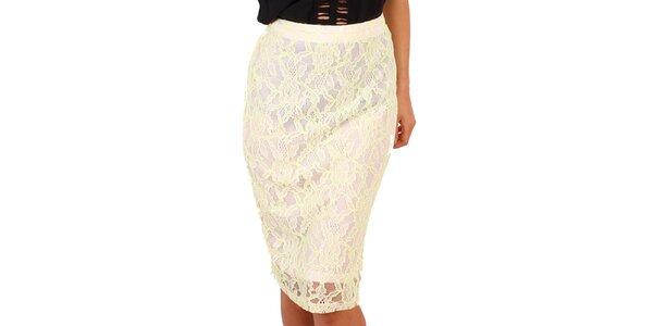 Dámska čipková sukňa Madam rage