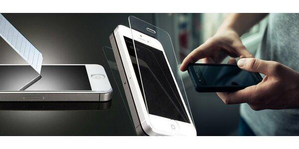 Ochranné temperované Gorilla sklo 0,33mm pre Váš Apple Iphone 5/5C/5S