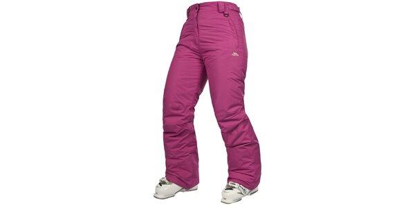 Dámske ružové lyžiarske nohavice Trespass