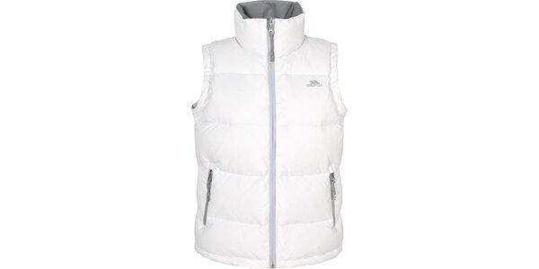Dámska biela vesta Trespass