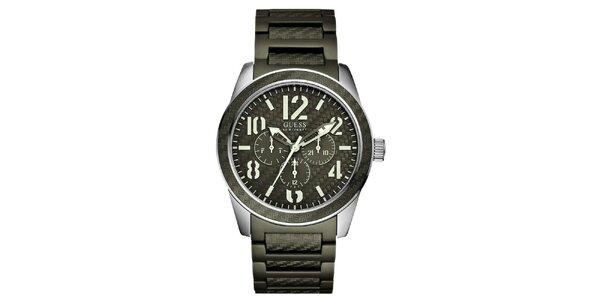 Pánske hodinky Guess s chronografom