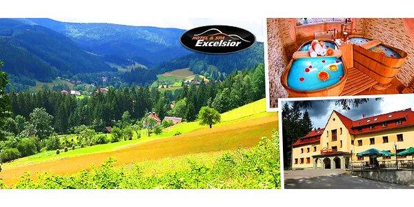 Wellness pobyt v Horskom hoteli Excelsior***