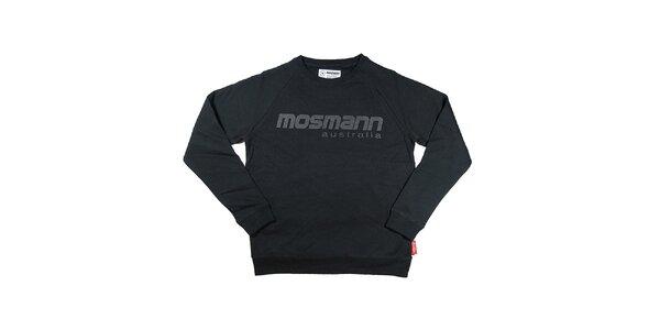 Čierny sveter Mosmann