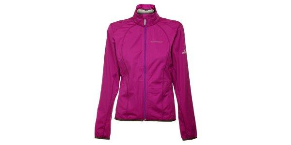 Dámska fialová softshellová bunda Trimm