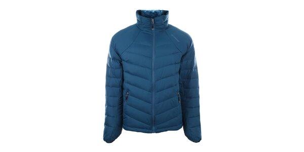Pánska modrá páperová bunda Trimm