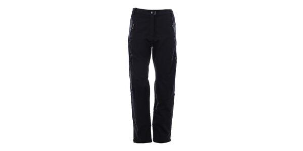 Dámske čierne funkčné nohavice Trimm
