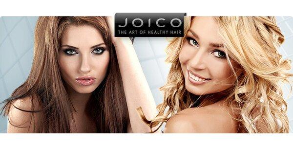 4-kroková rekonštrukčná vlasová terapia JOICO