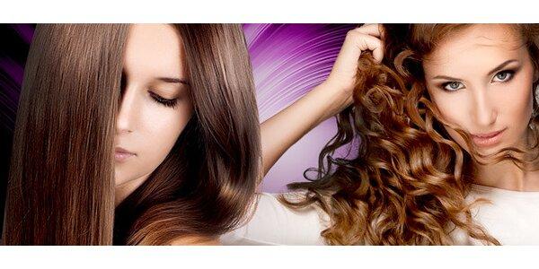 Dámsky strih alebo lifting vlasov