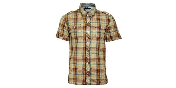 Pánska košeľa Timeout s krátkym rukávom