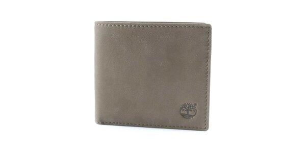 Pánska kožená peňaženka s prešívaním Timberland