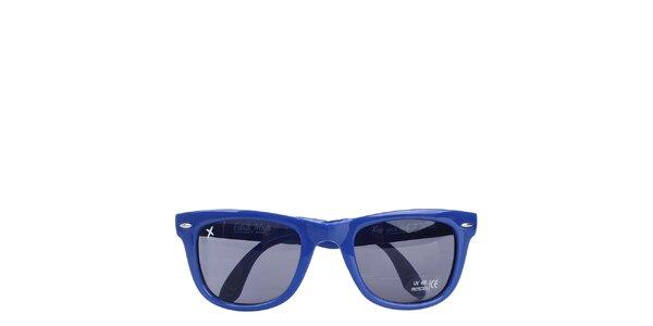 Modré slnečné okuliare Wize & Ope