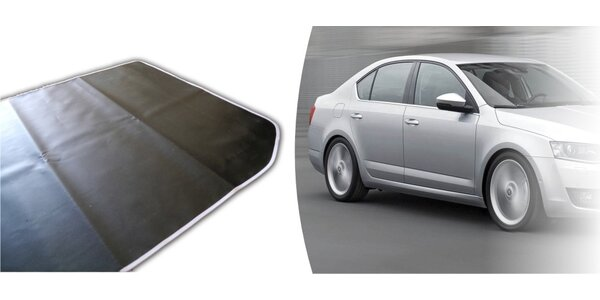 Praktická podložka pre kufor Vášho automobilu. Odolný, nepremokavý a flexibilný…